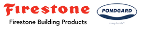 Blue Garden EPDM Logo Firestone i Pondgard