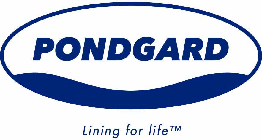 Pond Gard Logo Blue Garden